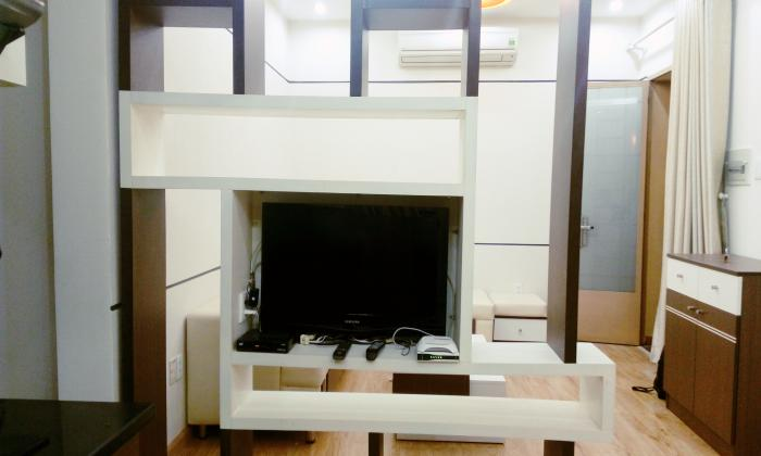 Newly Renovation One Bedroom Apartment in District 3 HCM City