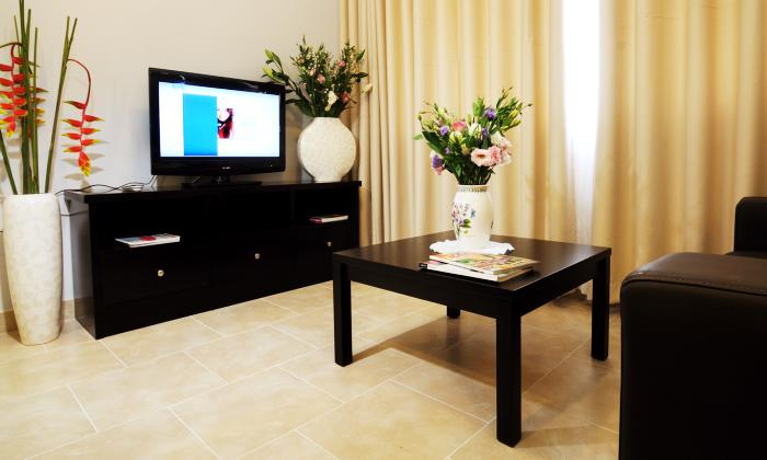 One Bedroom An Loc Serviced Apartment  For Rent in District 3 Ho Chi Minh City