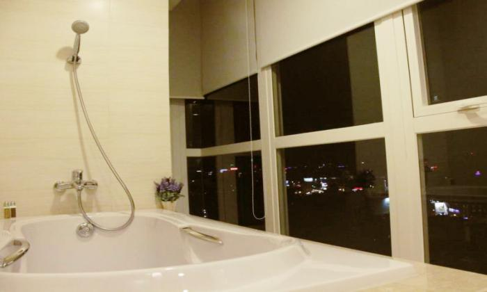 Two Bedsrooms An Phu Plaza Serviced Apartment For Rent - Dist 3, HCM