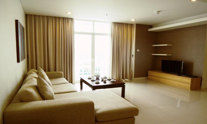 Luxury Three Bedrooms Apartment An Phu Residence, District 3, HCM City