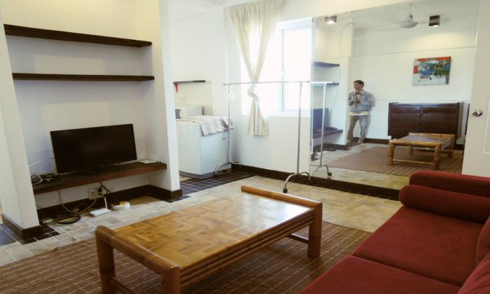 Newly Renovated One Bedroom Apartment in District 3 HCM City