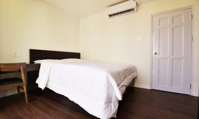 Scandinavian Style One Bedroom Apartment For Rent  in Nguyen Thong District 3 HCMC