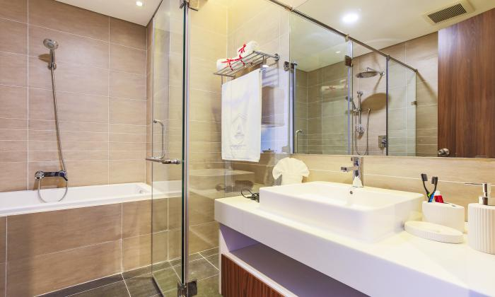 Luxury Aurora Studio Serviced Apartment in Vo Van Tan District 3 Ho Chi Mih City