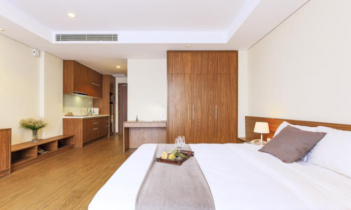 Modern Studio Aurora Apartment For Rent in District 3 Ho Chi Minh City