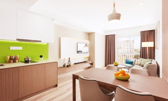 One Bedroom Apartment For Rent in Citadines Regency Saigon District 3 HCM City