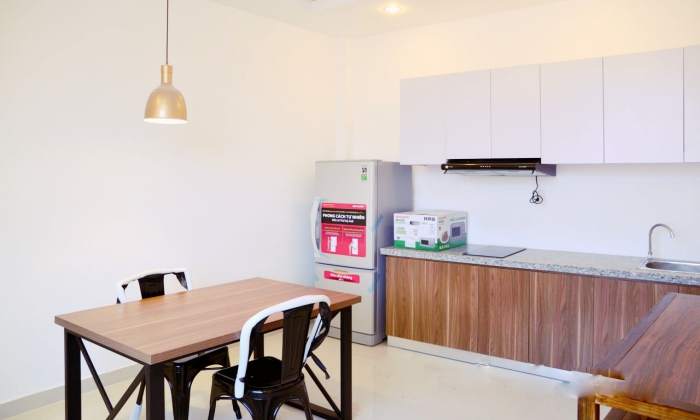 Nice One Bedroom Serviced Apartment in Vo Thi Sau, District 3 HCMC