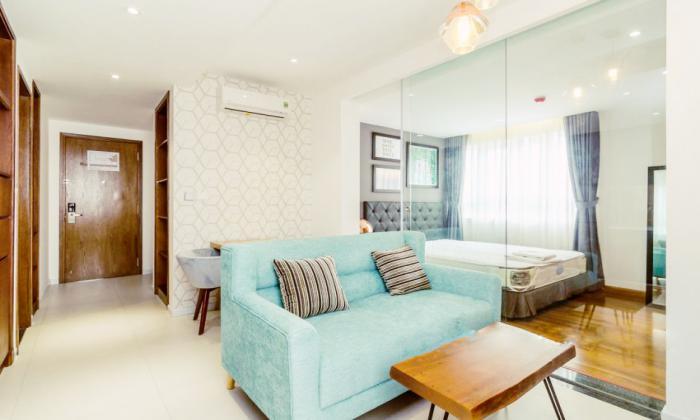 High Class One Bedroom Serviced Apartment For Lease in District 3 HCM City