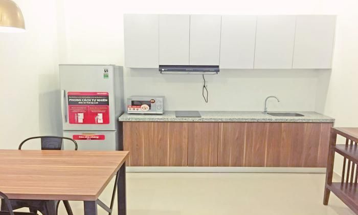 Lovely 1 Bedroom Serviced Apartment For Rent, District 3, HCM City