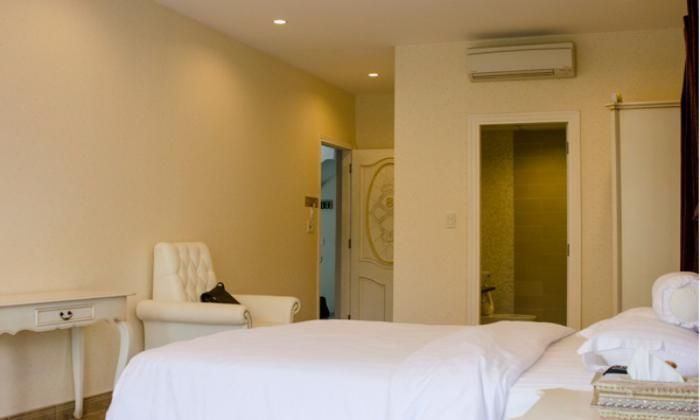 Lovely Serviced Apartment For Rent With A Nice Balcony - Dist 3, HCMC.