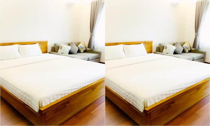 One Bedroom Serviced Apartment at Central Business District Ho Chi Minh City