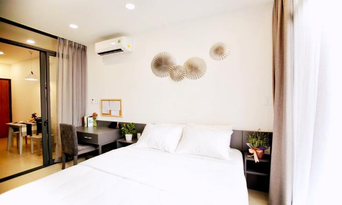 CD Serviced Apartment For Rent In Le Van Sy Street District 3 HCM City