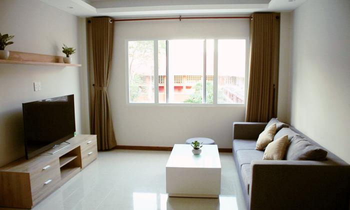 Brand New One Bedroom Apartment Separate in District 3 Ho Chi Minh City