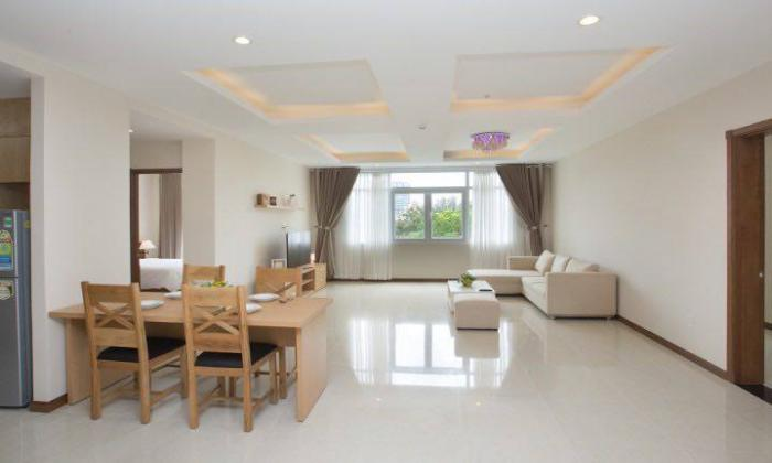 Fresh Air Two Bedroom Serviced Apartment in District 3 Ho Chi Minh City