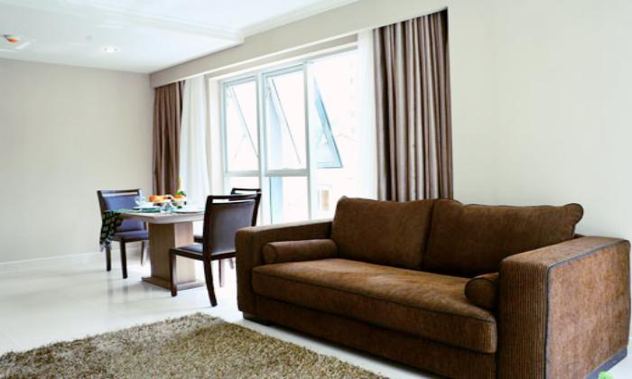 DB Court Luxury Serviced Apartment For Rent on Dien Bien Phu St Dist 3