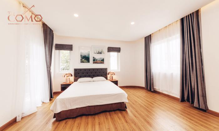 Very Attractive One Bedroom Serviced Apartment in Central District 3 Ho Chi Minh City
