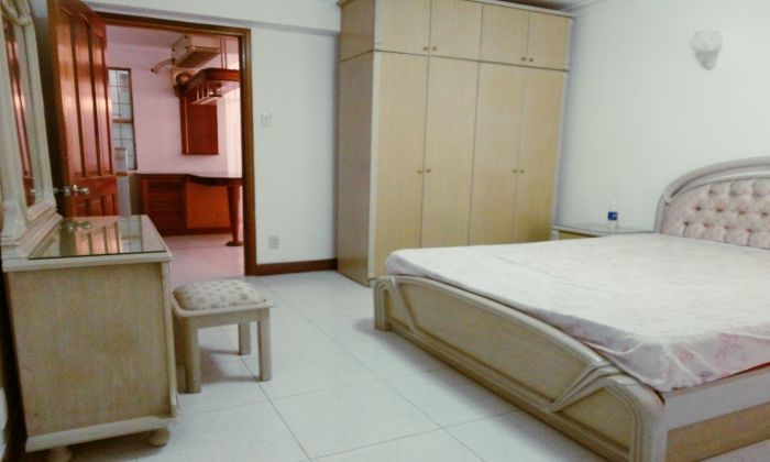 $450 Serviced Apartment For Rent in District 3 Ho Chi Minh City