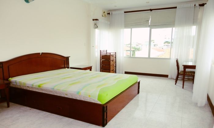 Nice and Reasonable Rental Serviced Apartment For Rent in District 3, HCM City