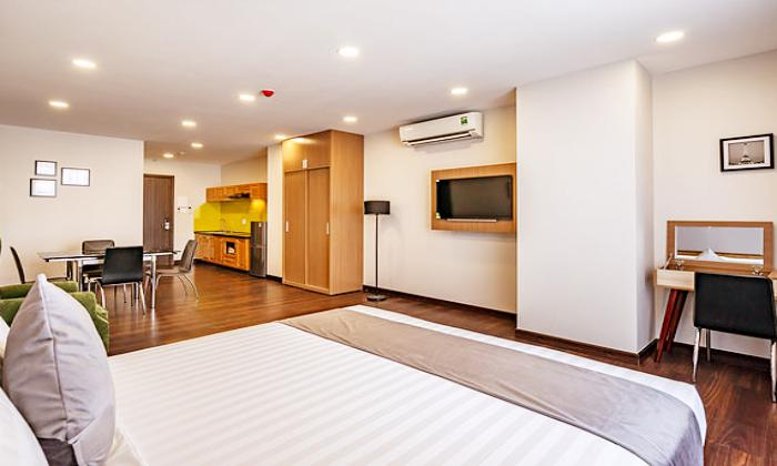 Superior Studio Emerald Serviced Apartment For Rent in District 3 Ho Chi Minh City