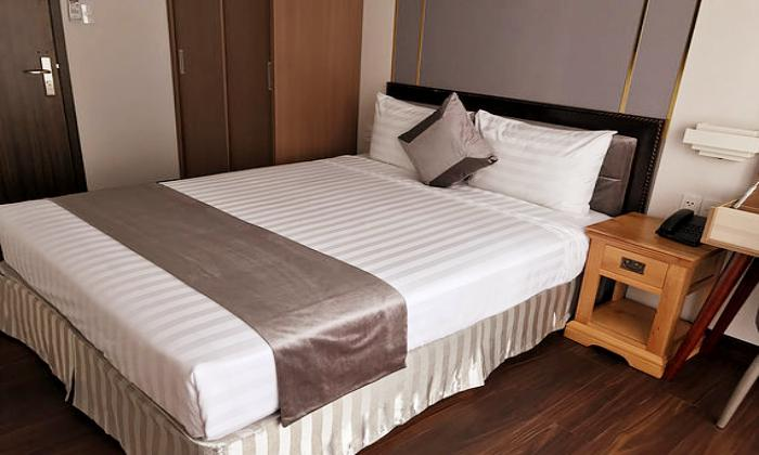 Two Bedroom Emerald Serviced Apartment  in Huynh Tinh Cua District 3 HCMC