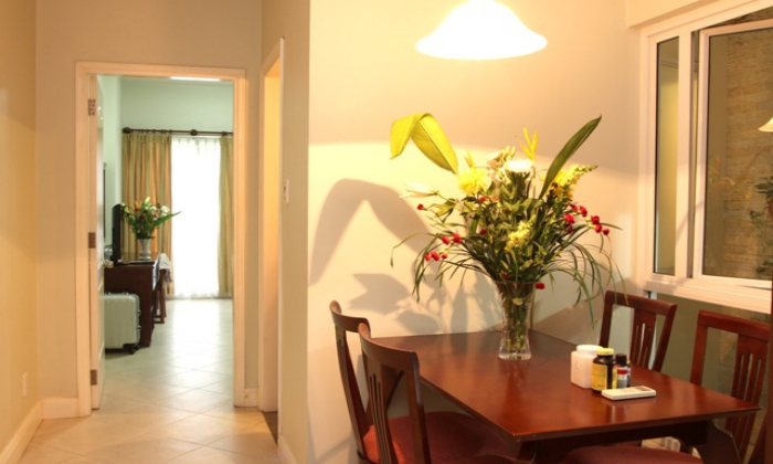 Nice Serviced Apartment in District 3, Ho Chi Minh City