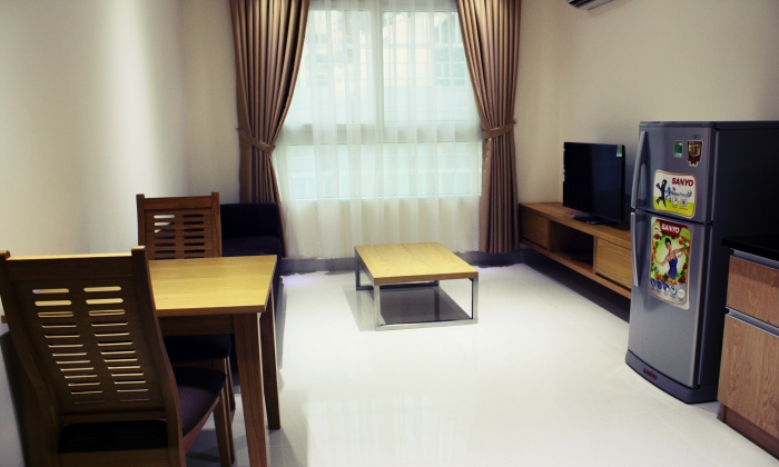 Brand New Serviced Apartment For Rent In Center, District 3, HCMC