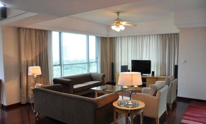 Admirable Indochine Park Tower Serviced Apartment For Lease in Dist 3