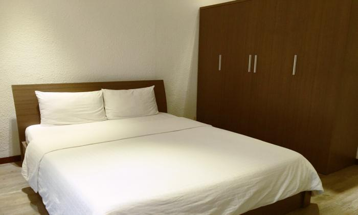 Cosy One Bedroom Serviced Apartment For Rent in District 3 HCMC