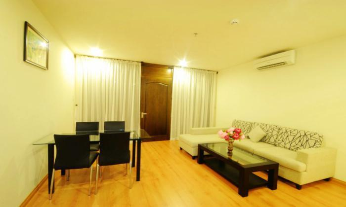Luxury Serviced Apartment For Rent On Nguyen Dinh Chieu St,Dist 3 HCMC