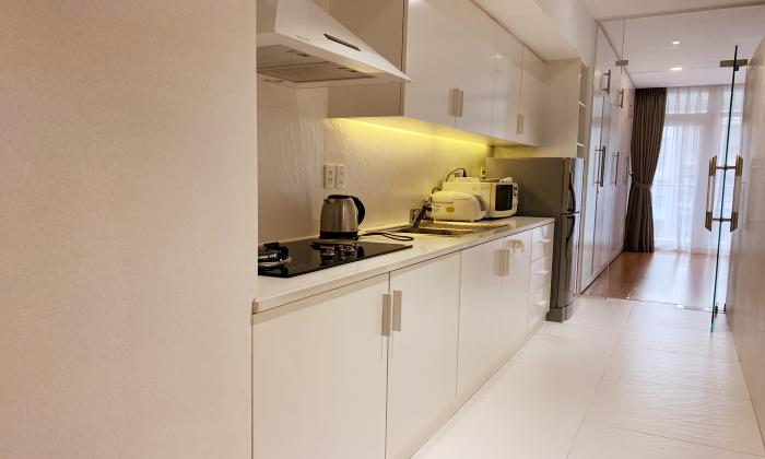 Brilliant One Bedroom Lucky Residence In Nguyen Dinh Chieu Street District 3 HCMC