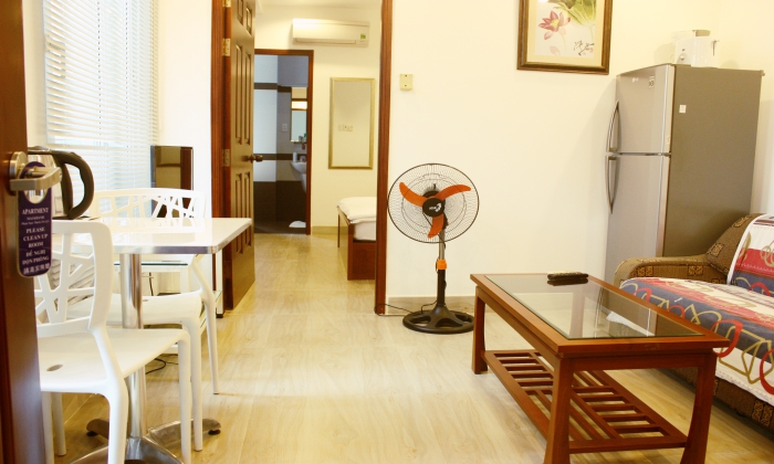 Nice Serviced Apartment with Good Location, District 3 , HCM City