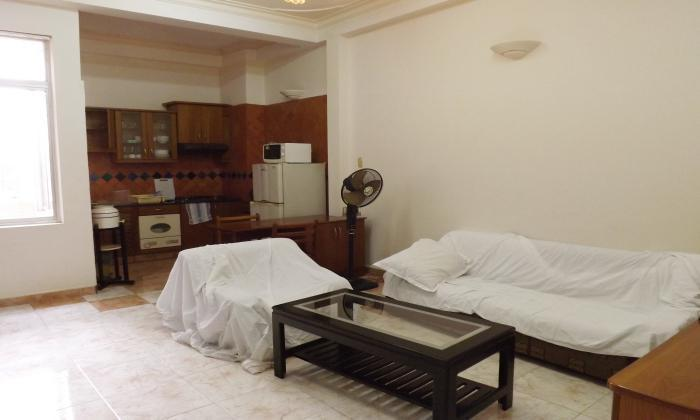 Fully Furnished Apartment on Pham Ngoc Thach St, District 3, HCMC
