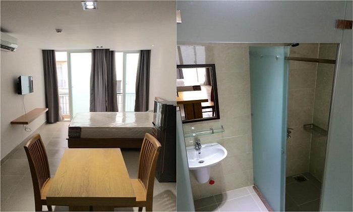 Brilliant Studio Serviced Apartment For Lease on Vo Van Tan St, Dist 3