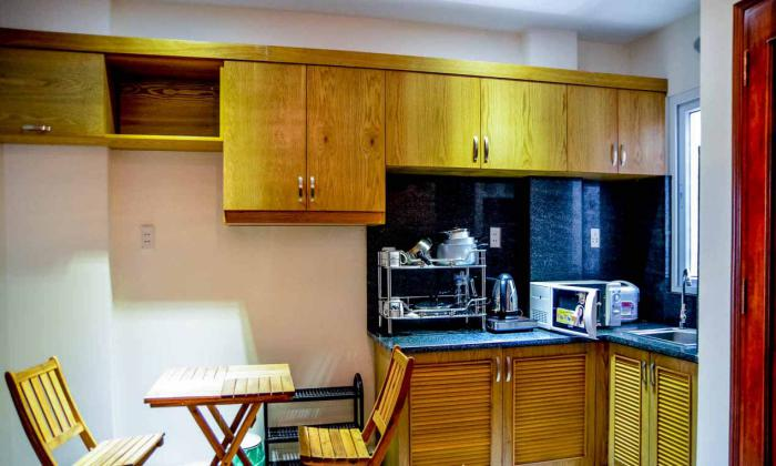 Brand New 1 Bedroom - Serviced Apartment For Rent Near BenThanh market