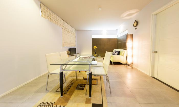 Luxury Interior Two Bedrooms Serviced Apartment in District 3 HCMC