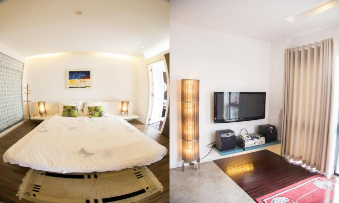 Stunning Decoration One Bedroom Apartment For Rent in District 3 HCMC