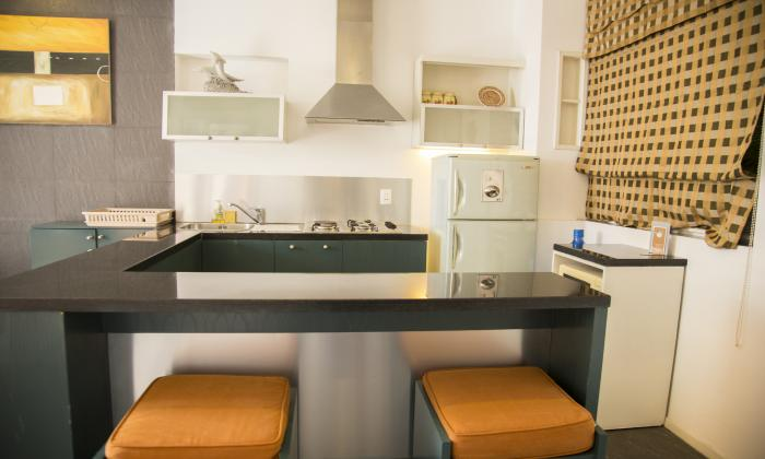Fascinating One Bedroom Serviced Apartment For Rent in District 3 HCMC