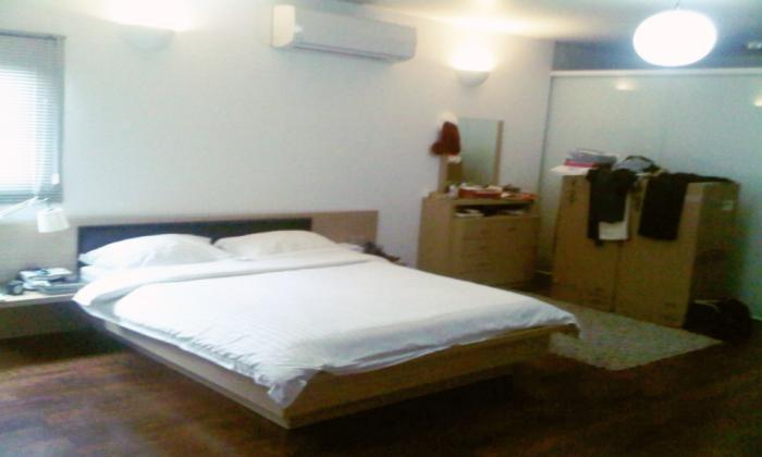 Luxury Serviced Apartment For Rent With A Nice Garden, Dist 3, HCMC
