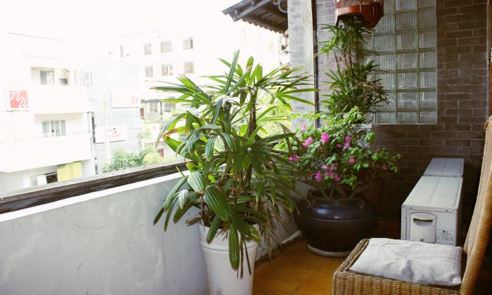 Spacious Two Bedrooms Serviced Apartment For Rent in District 3 HCMC