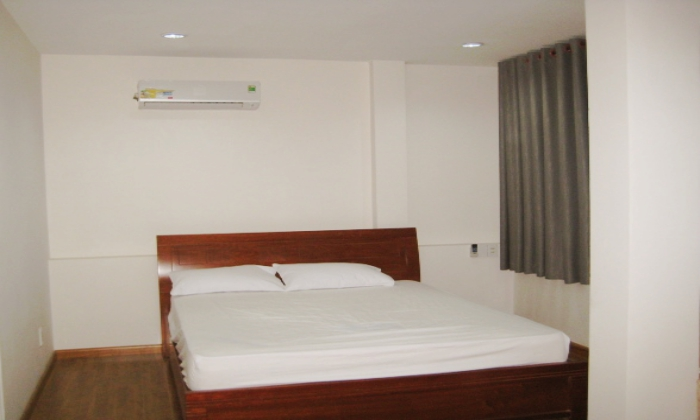 Grand New One-Bedroom Serviced Apartment, District 3, HCM City