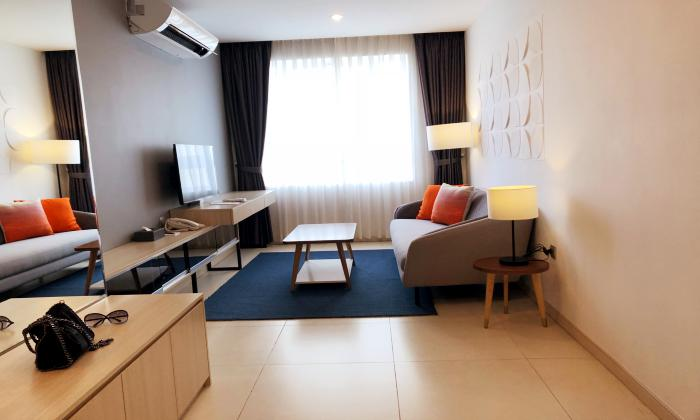 Two Bedroom Oakwood Apartment For Lease in District 3 Ho Chi Minh City