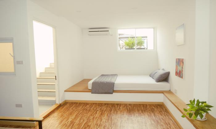 Very Nice Studio Serviced Apartment For Rent in District 3 HCM City