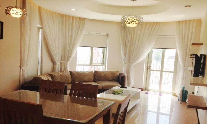 Pavillon Luxury Serviced Apartment For Rent, District 3, HCMC