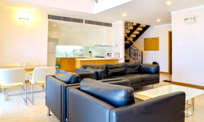 Luxury Duplex Serviced Apartment For Rent  in District 3 HCM City