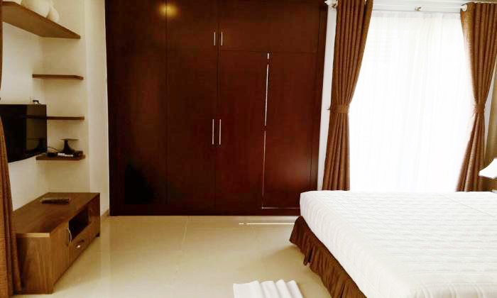 Poonsa Serviced Apartment in Vo Van Tan District 3 Ho Chi Minh City