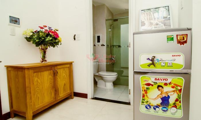 Lovely Decoration Serviced Apartment For Rent, District 3,  HCM City