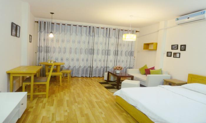Lovely Decoration Serviced Apartment For Rent - Dist 3, HCM City