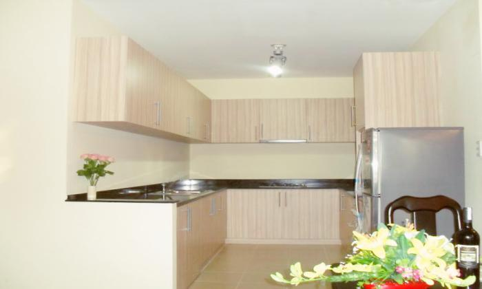 Luxurious 2 Bedrooms Saigon Mansion Serviced Apartment  For Rent Dist3