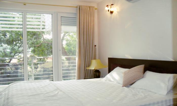 3 Bedrooms Saigon Mansion Serviced Apartment For Rent, Dist 3, HCMC