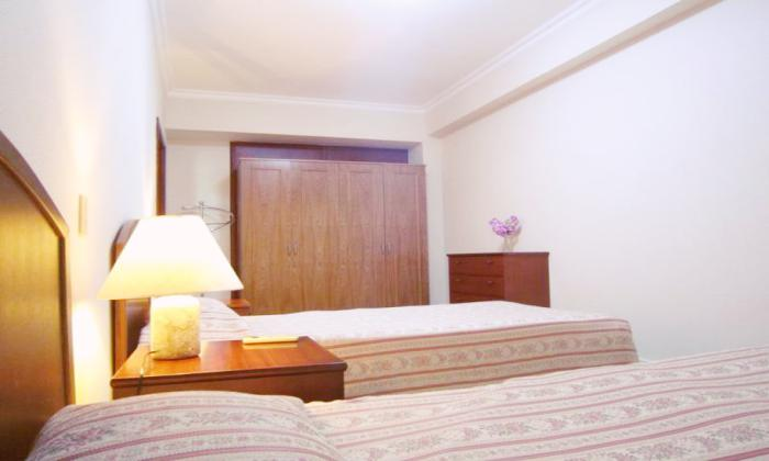 Two Bedrooms Saigon Court Serviced Apartment For Rent, District 3