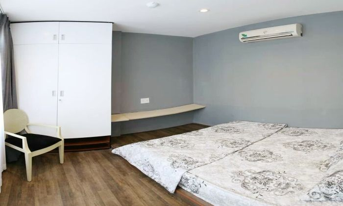 Serviced Apartment For Rent, District 3, HCM City